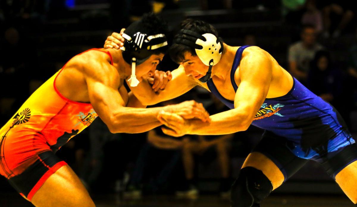 Wrestling | Hermiston picks up 3 titles at Farm City Invite