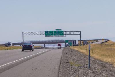 I-82 Offramp