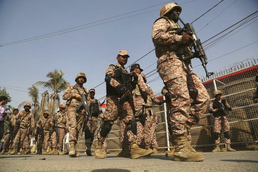 4 killed in brazen attack at Chinese consulate in Pakistan