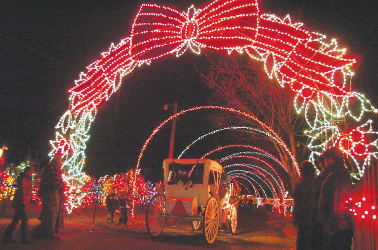 Festival of Lights comes into its own