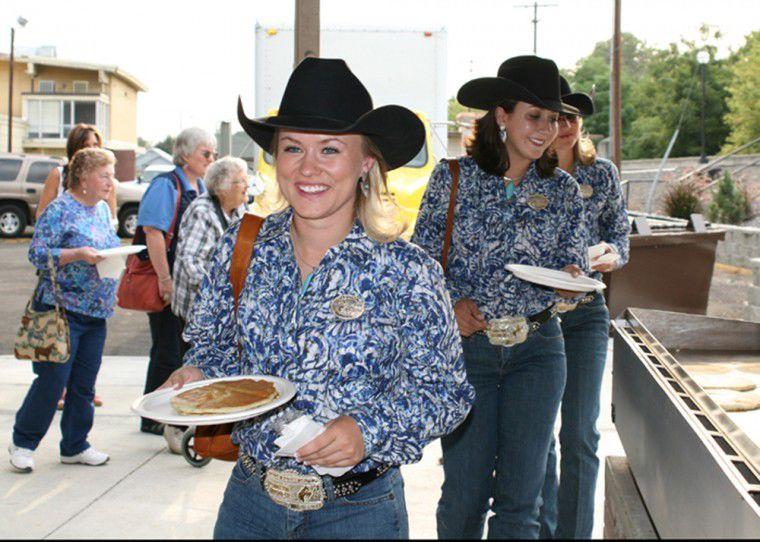 Side Saddlers host 51st Twilight Breakfast