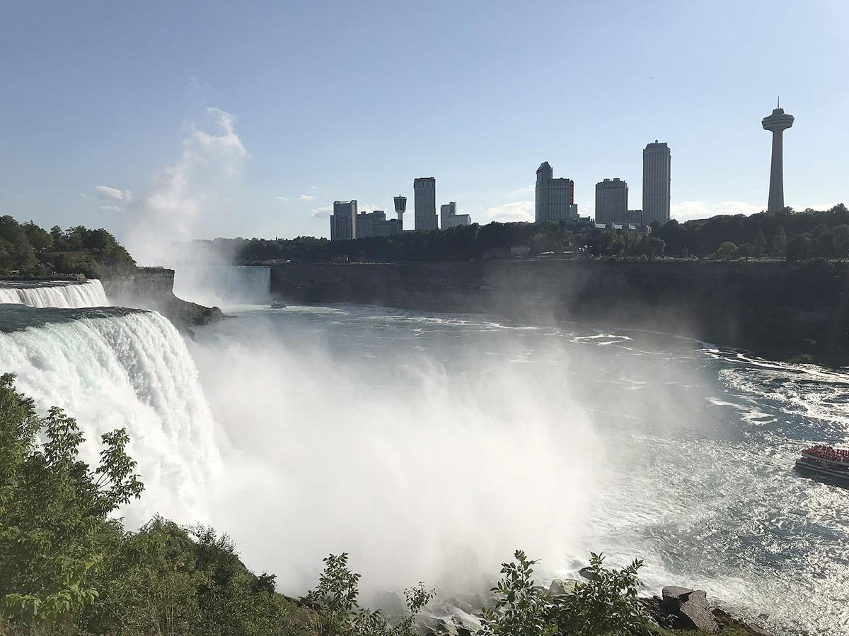 Niagara from US