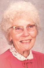 OBITUARIES: Ada Madeline McMillin