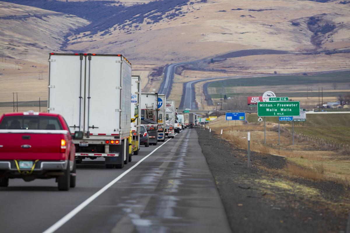 Interstate closure