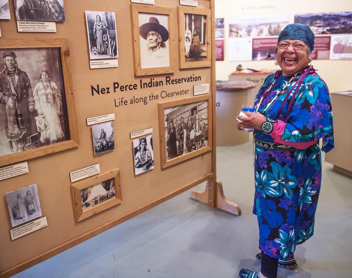 Wallowa Band Nez Perce Intepretive Center opens