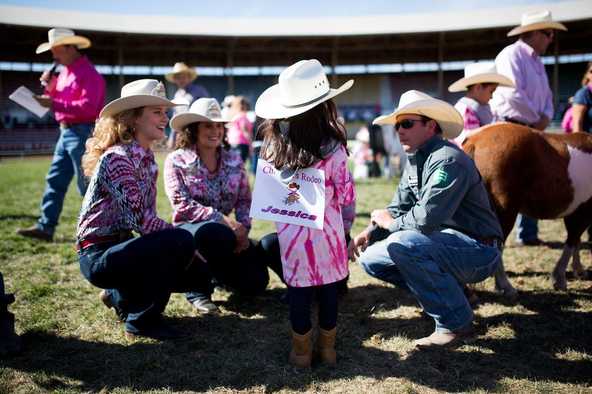 Cowboys and cowgirls for a day
