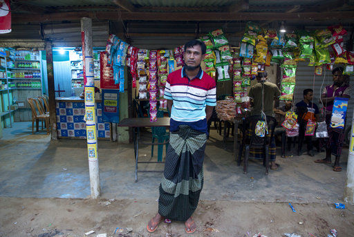 Bangladesh ready to return Rohingya, who say they'll refuse