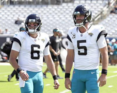 QB Bortles says 'time's probably limited' when you don't win