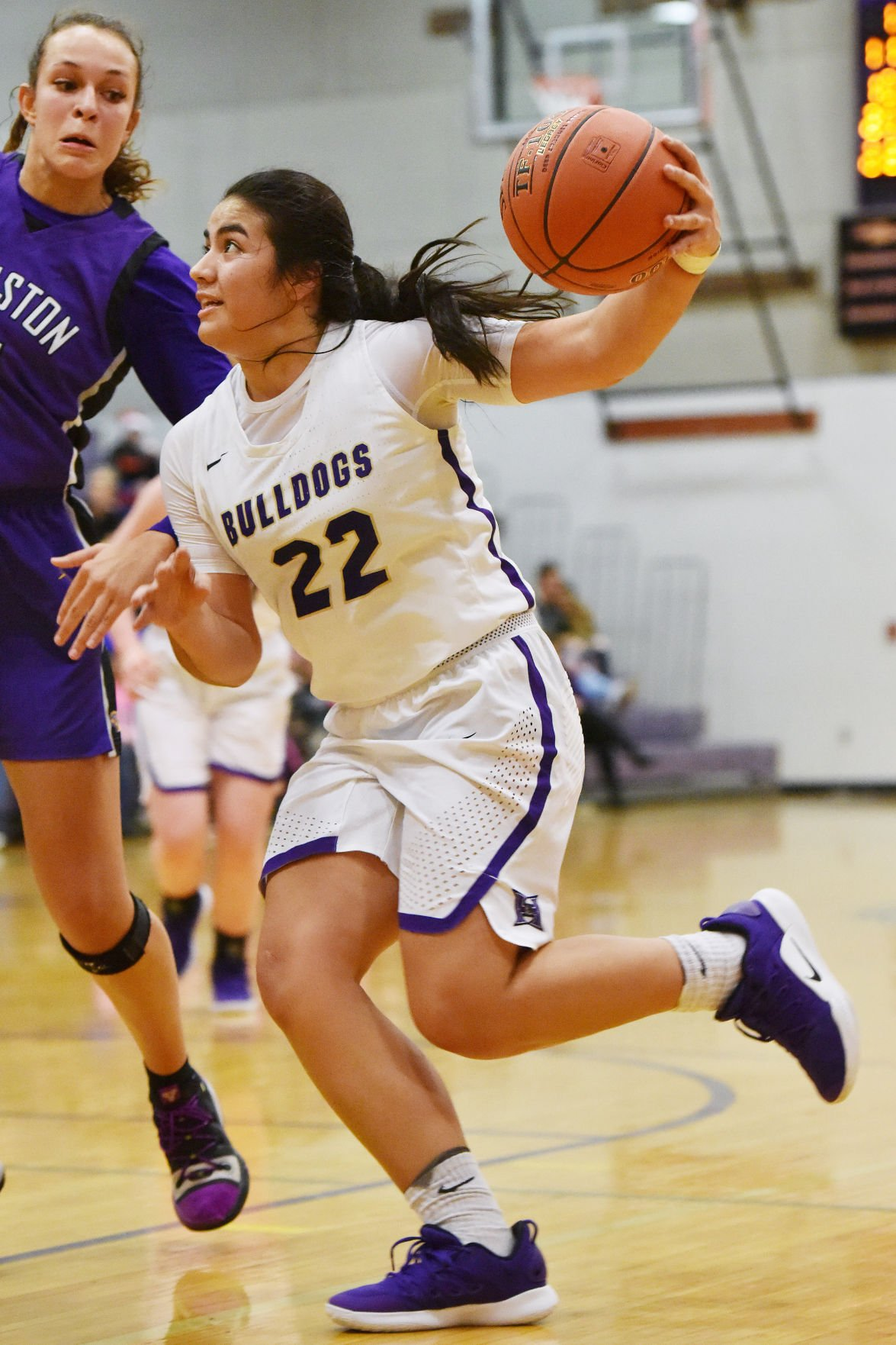 Hermiston girls basketball