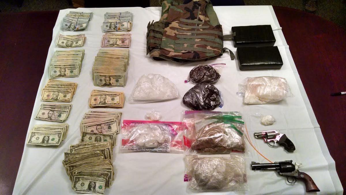 M-F drug busts nets arrest of major dealer   Local News