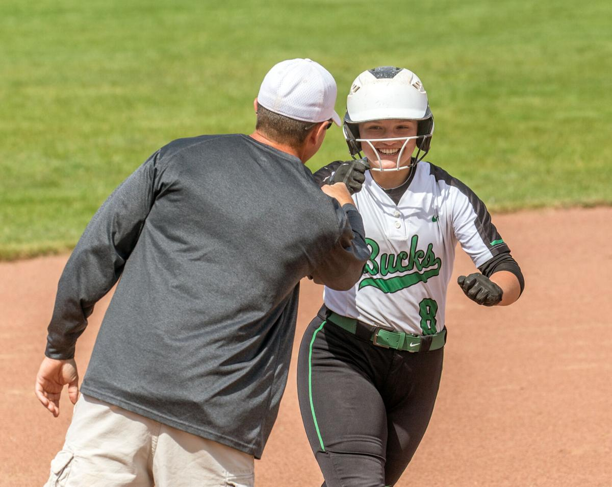 Pendleton v. Crook County softball