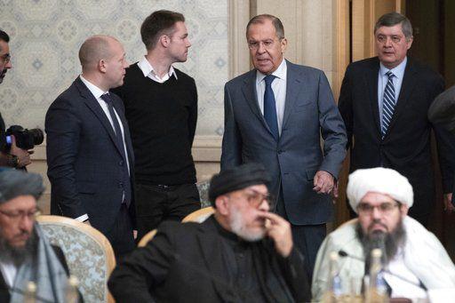 Russia hosts meeting on Afghanistan