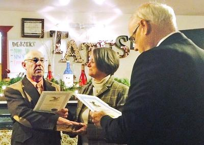 Givens sworn in for third term