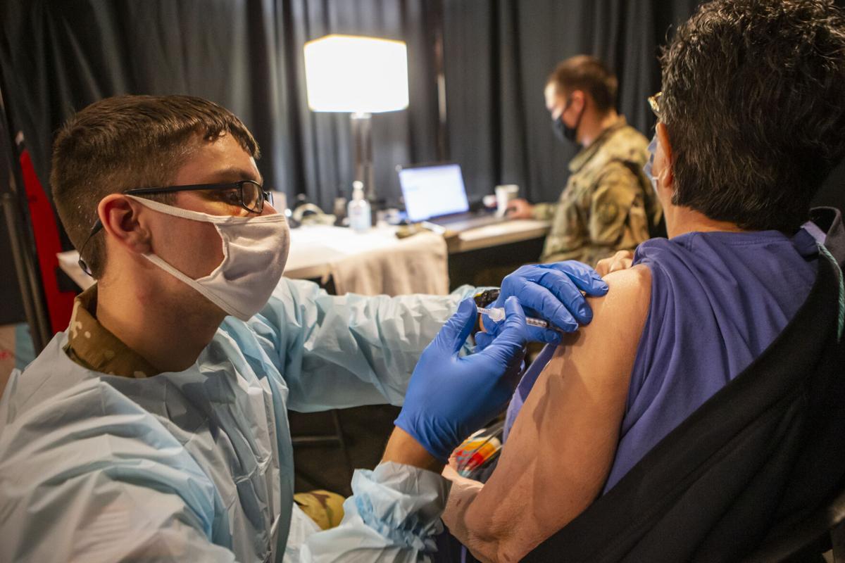 Yellowhawk Vaccination Event