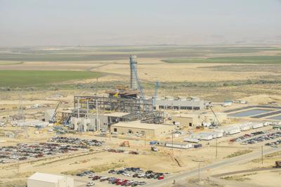 PGE seeks permit to increase pollution at Carty plant