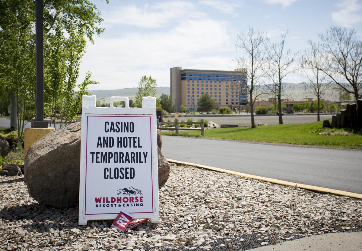 Wildhorse Closure