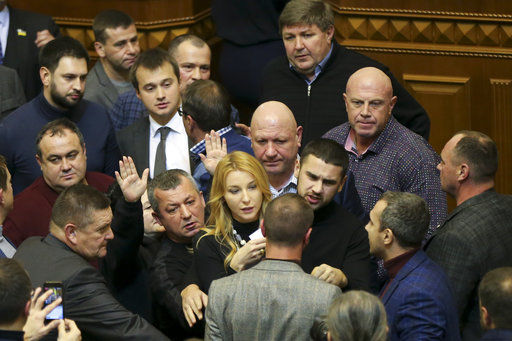 After dispute with Russia, Ukraine to impose martial law