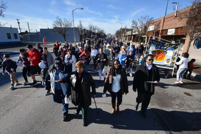 Event celebrates visions of Martin Luther King Jr.