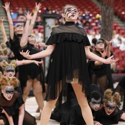 Bringing Home the Trophy: Hermiston dance team wins state competition