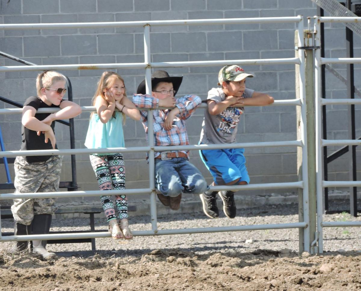 Helix rodeo puts its heart into community
