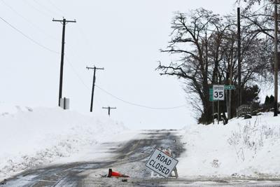 PENDLETON Winter misery hits historic levels