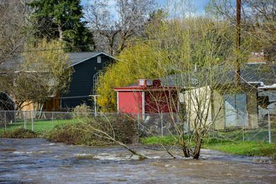 McKay Creek Flooding