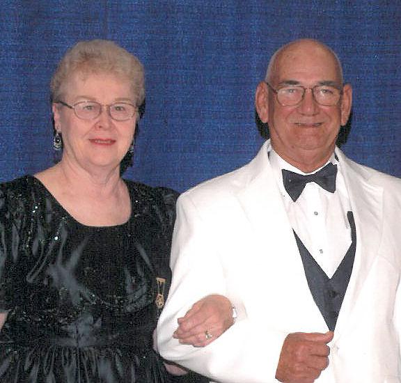 ANNIVERSARY: John and Elizabeth Day