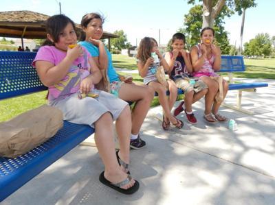 Free summer meals combat child hunger