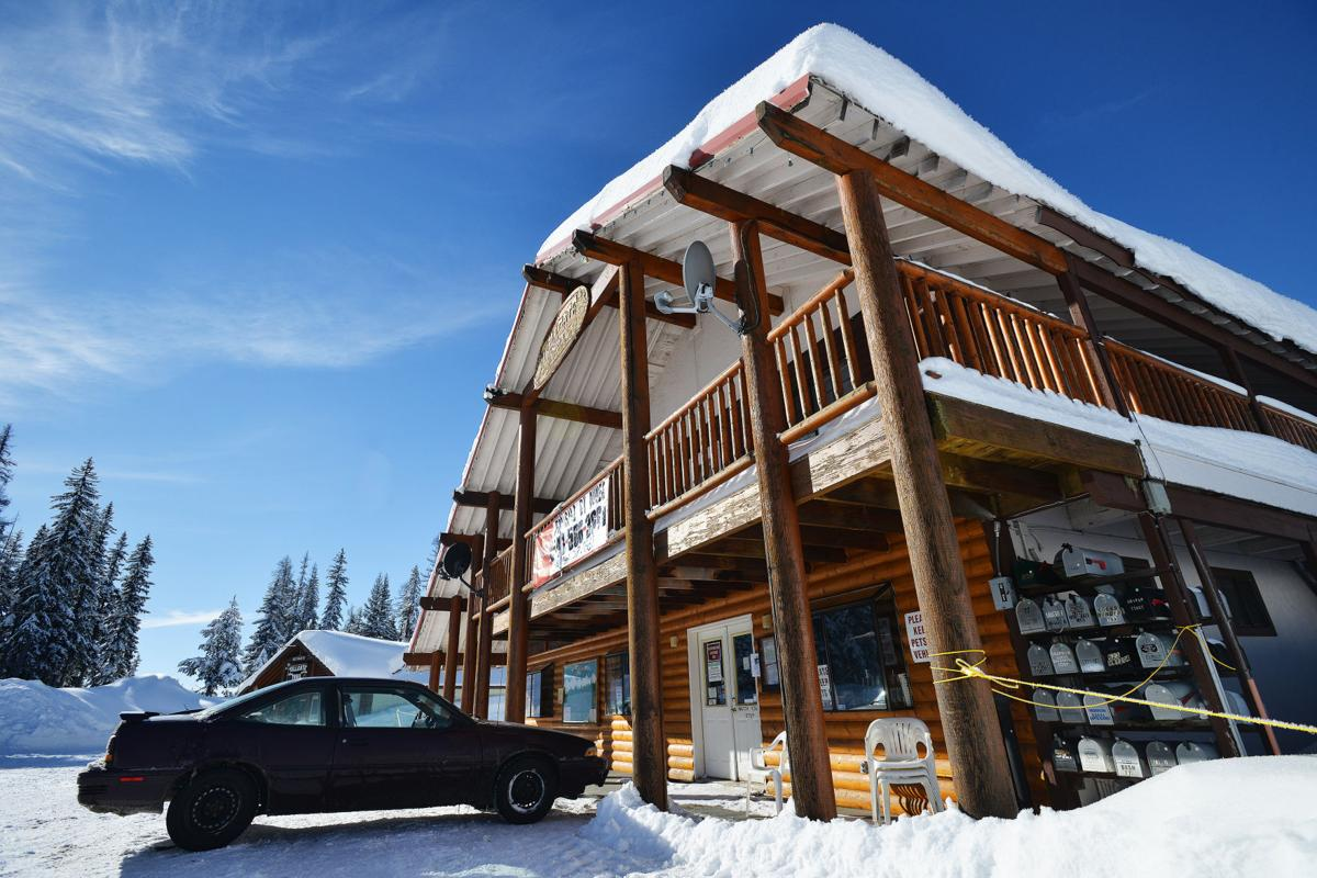 TOLLGATE Mountain store up for sale