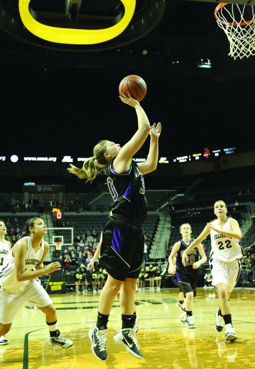 GIRLS' BASKETBALL: Wolverines sneak past Dawgs