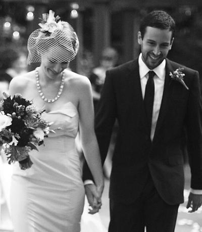WEDDING: Sykes-Hayes
