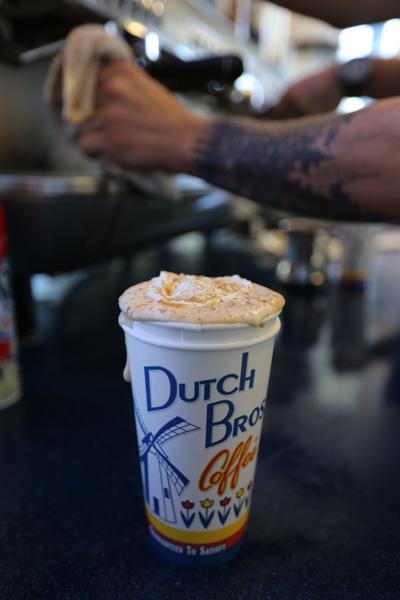 Pumpkin coffee drinks offer jump start on holiday weight gain (copy)