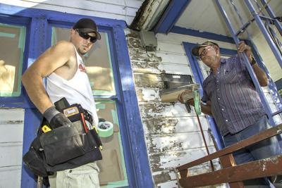 PENDLETON  Volunteer handyman receives Silent Servant Award