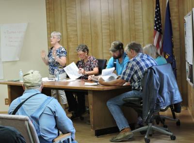 Lexington budget meeting