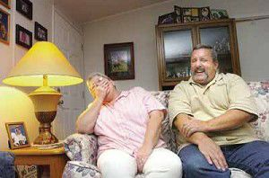 Everyday People: Laughter carries couple through the hard times
