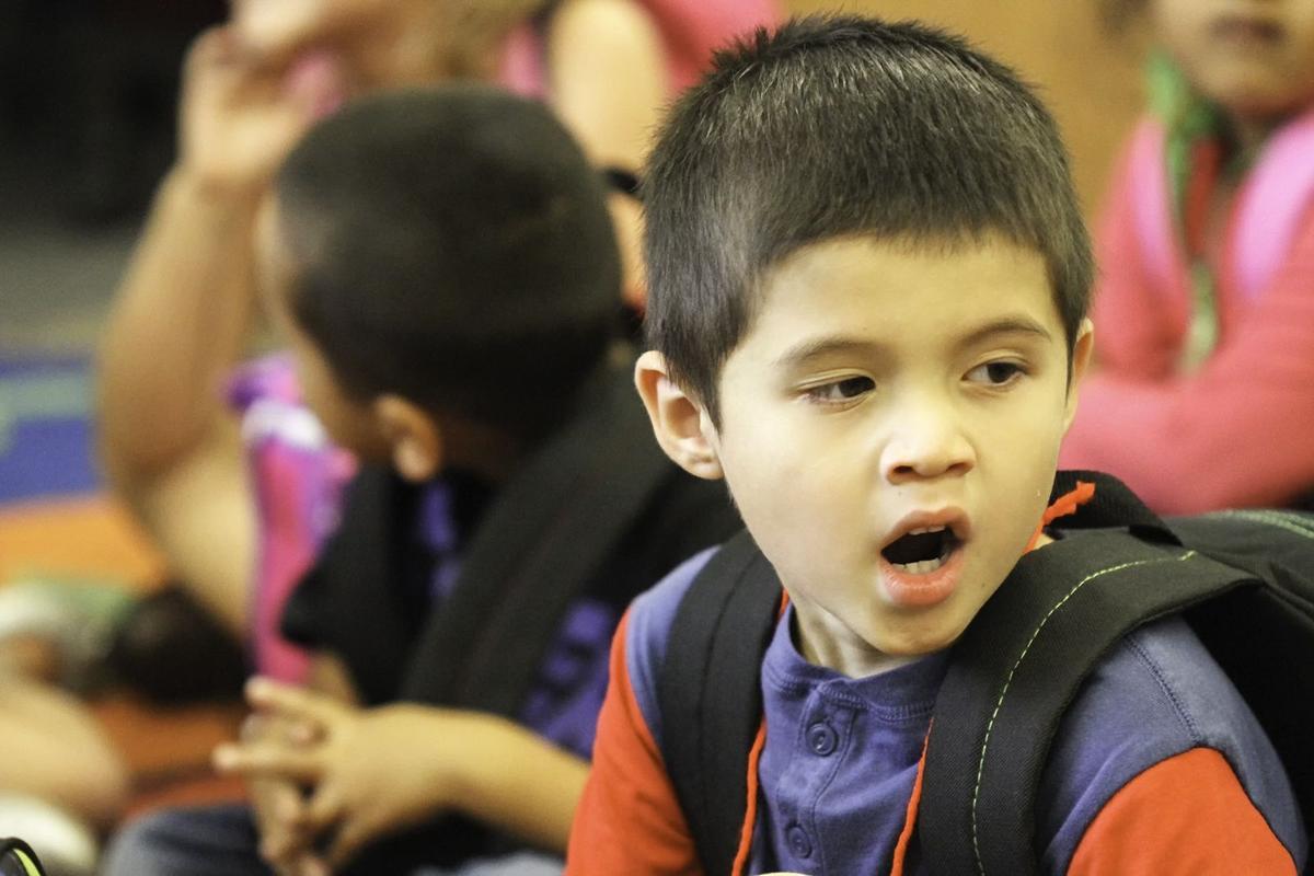 Full-day kindergarten a new adventure for students, teachers