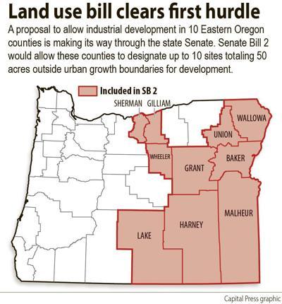 Land use bill