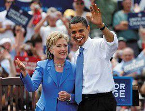 Obama plans to nominate Clinton