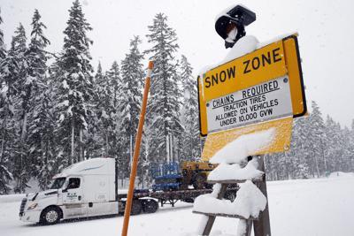 Winter Weather Northwest
