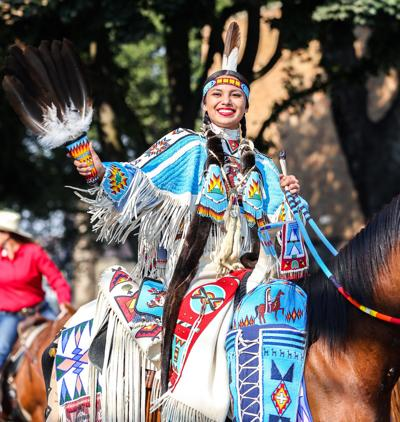 Craig wins American Indian Beauty Pageant