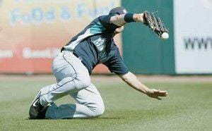 Moseley pitches 5 scoreless innings to help Angels beat Mariners 8-2