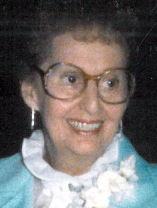 Olive M. 'Pat' Lammey Pendleton November 21, 1924-January 28, 2017