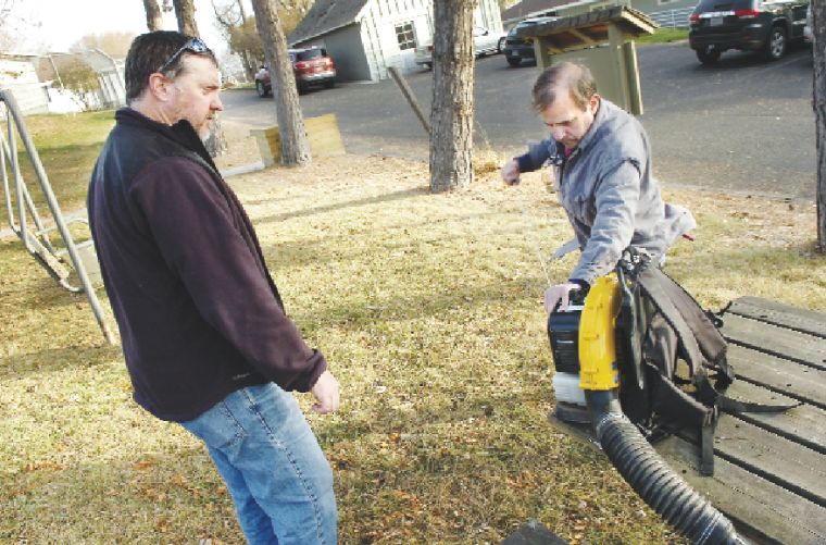 Pendleton Cottage residents work their way back to society