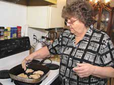 Scones with Anne Voytko