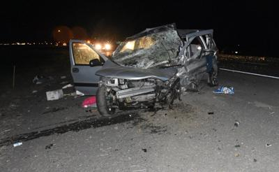 Two died Sunday in wrong-way I-84 crash | Local News