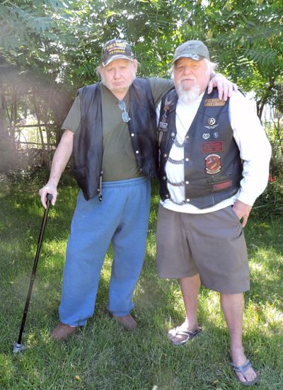 Irrigon  Veteran reunited with the man  who saved his life in Vietnam