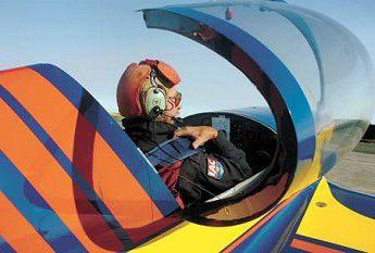 Pilots take flight in aerobatics contest