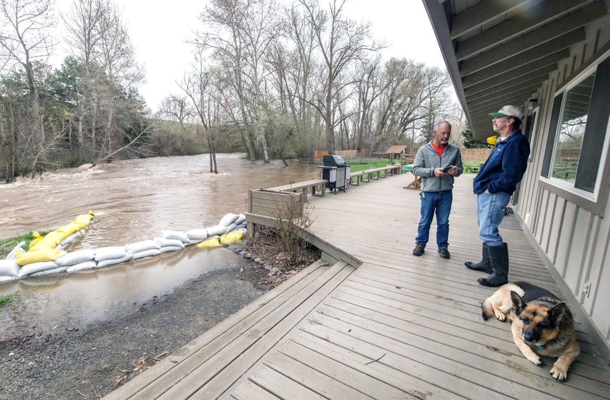 McKay Creek floods