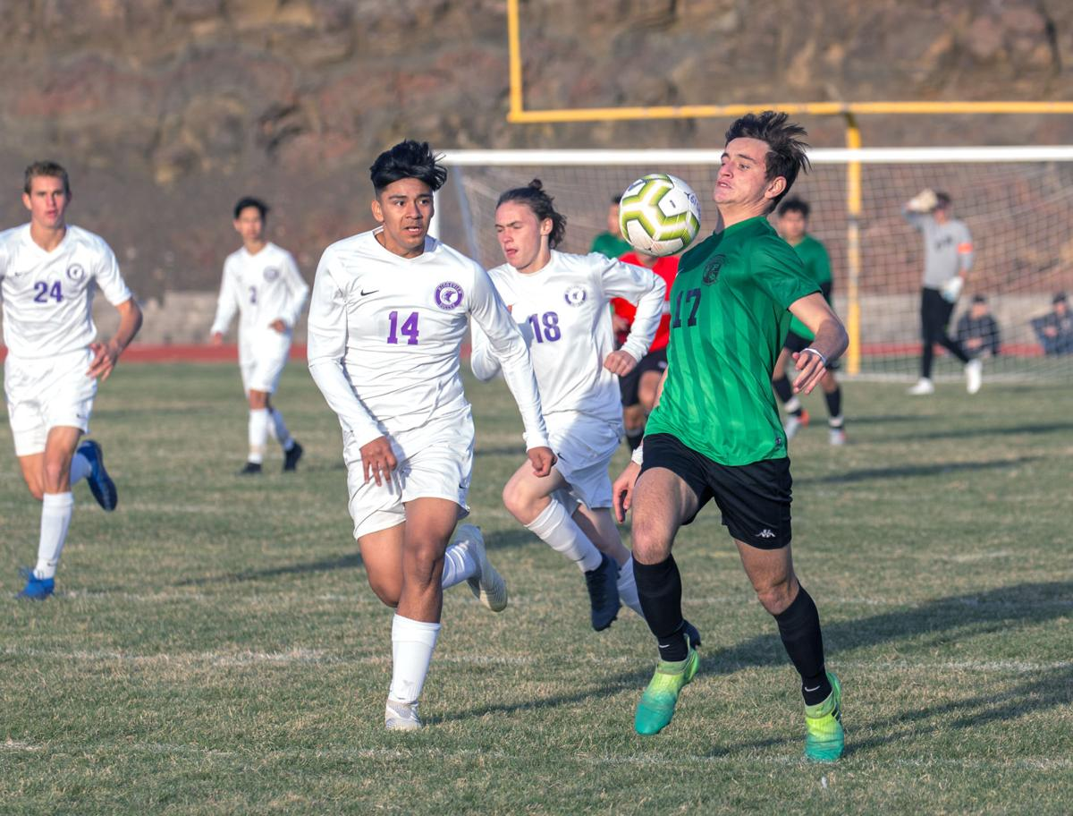 Boys soccer | Ridgeview at Pendleton
