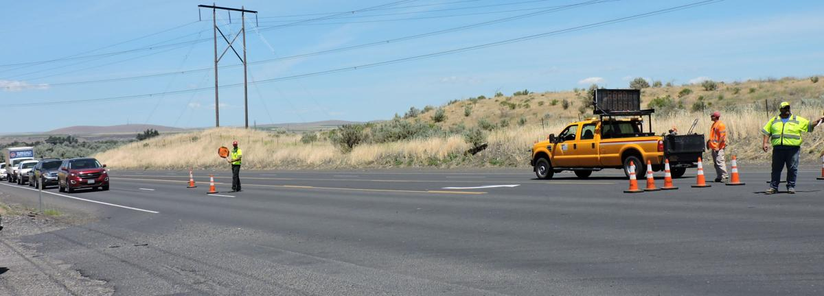 Crash on Highway 395 leaves one seriously injured | Local News